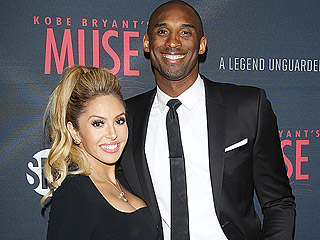 Vanessa Bryant Shares Sweet Instagram for Kobe's Retirement (Plus More Celebs Reactions That'll Give you the Feels)