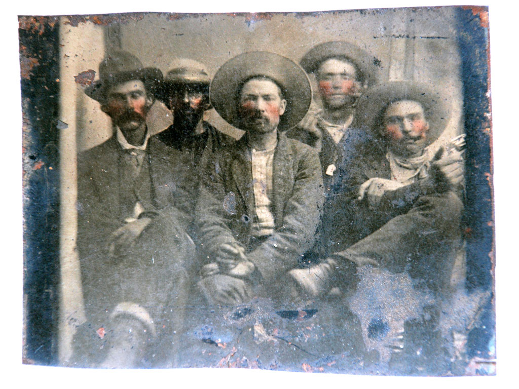 Man Buys Possible Photo of Billy the Kid and His Killer at ... Billy The Killer