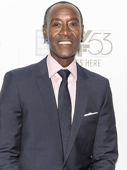 Don Cheadle on Chris Rock as Oscars Host, #OscarsSoWhite Controversy