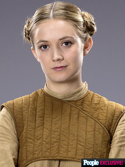 Star Wars The Force Awakens: Carrie Fisher's Daughter Billie Lourd Stars