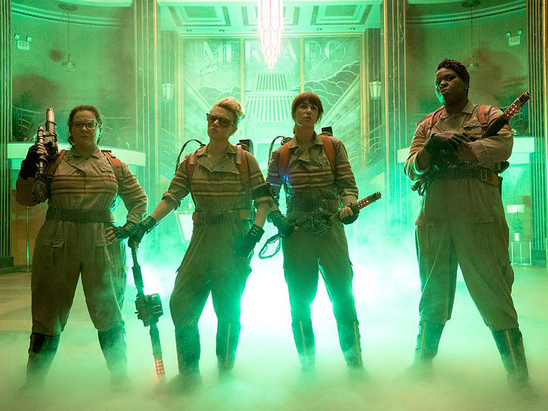 Ghostbusters Trailer: Twitter Reacts to All-Female Reboot
