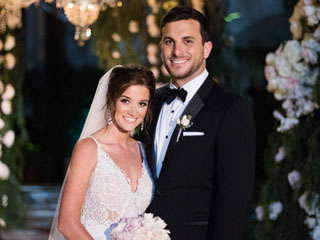 Bachelor in Paradise's Jade and Tanner Say 'I Do!'