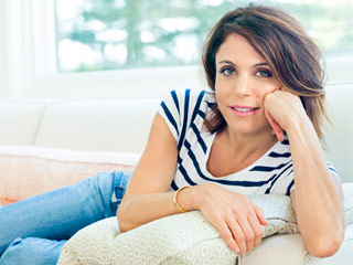 Bethenny Frankel: Finding Happiness After a Health Scare