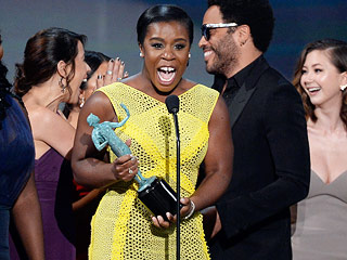 6 Ways the Orange Is the New Black Cast Ruled the SAG Awards