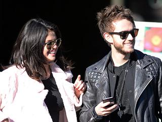 Selena & Zedd, Plus Johnny & Amber, Heidi Klum & More!