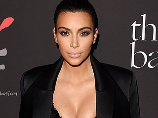 Kim Kardashian Lands First High-Fashion Ad Campaign – For Balmain Menswear