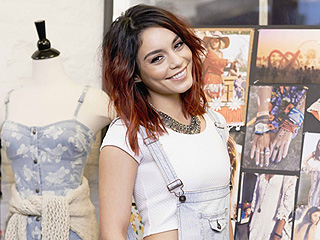 Vanessa Hudgens Helps Design Bongo's Latest Line (Yes, It's Perfect for Festival Dressing)