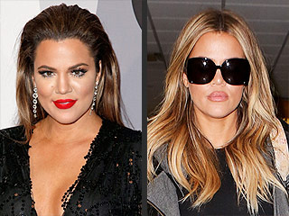 Khloé Kardashian Goes Blonde: See Her New Hue! (PHOTO)
