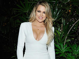 Sibling Style Showdown! Khloé Kardashian Wears One of Kim's Favorite Plunging Dresses
