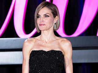 Queen Letizia of Spain Cuts Her Hair Into a Bob (For Real This Time!)