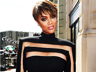 See Tyra Banks's 4 Sexy Outfit Swaps During the Daytime Emmys
