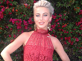Julianne Hough's DWTS Photo Diary: All About Week 8's 'Demure and Sexy' Dress