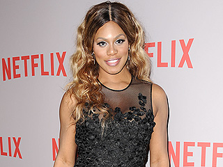 Laverne Cox Posts Makeup-Free Selfie (in Super-Revealing Swimsuit to Boot)