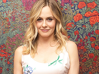 Could Alicia Silverstone Look Any Better in This Floral Dress? As If!
