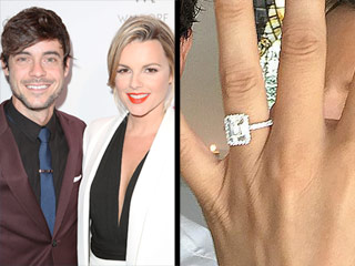 Ali Fedotowsky Is Engaged to Radio Host Kevin Manno! Check Out Her Gigantic Ring