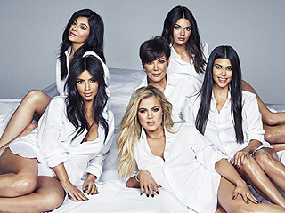 'Americas First Family' (the Kardashian-Jenner Crew) Covers Cosmopolitan: See the Photos