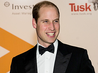 Royal Rewear! Prince William Breaks Out His Super-Stylish Velvet Slippers Again