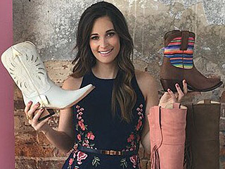 Kacey Musgraves' Cowboy Boot Collection Is Very Personal to Her: 'I Pay Attention to Every Single Detail'