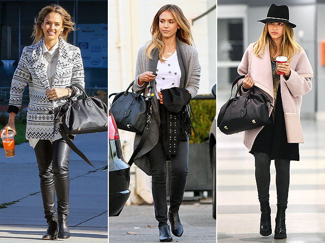 I Really Love My: Jessica's Purse & More!
