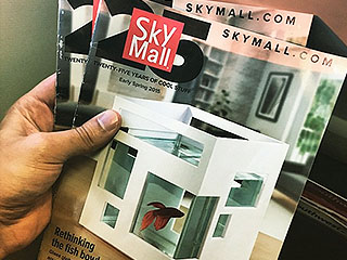 The Wackiest SkyMall Products We Will Miss