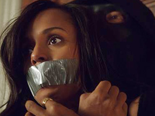 Scandal Secrets! Who Took Olivia Pope Hostage? (VIDEO)