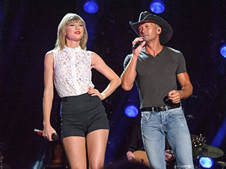 Tim McGraw Sounds Off on Taylor Swift