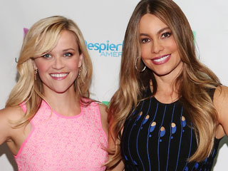 From EW: Reese Witherspoon and Sofia Vergara Discuss Their Funniest Roles