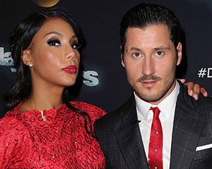 VIDEO: Tamar Braxton Talks Chemistry with DWTS Val Chmerkovskiy: 'He's the Little Brother I Never Had'