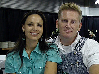 VIDEO: Joey and Rory Feek's Powerful Love Is on Display in This Sweet Flashback Interview