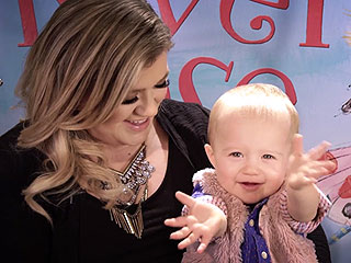Kelly Clarkson Has Written a Children's Book All About Her Daughter – See the Adorable Announcement