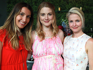 Stitch It! Inside Walking Dead Alum Alexandra Breckenridge's Quilting Party Baby Shower