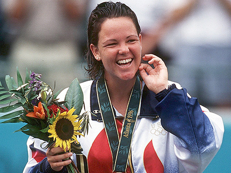 Lindsay Davenport: Why the Atlanta Olympics Were So Special to Me and My Family