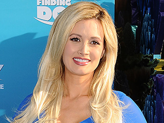 Pregnant Holly Madison Shares Sonogram of Her Smiling Son – See the Adorable Photo!