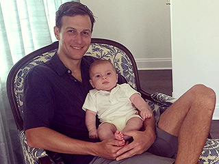 Father-Son Bonding! Ivanka Trump Shares Sweet Snap of Husband Jared Kushner and Baby Theo