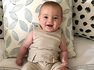 ivanka trump shares adorable photo smiley theo