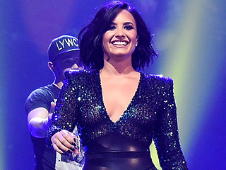 GALLERY: Demi Lovato and Nick Jonas Kick Off Their Joint Tour In Atlanta – See All the Photos