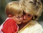 9 of the Sweetest Photos of Prince Harry and Princess Diana