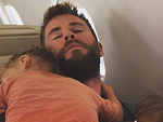 Happy Father's Day! Check Out Chris Hemsworth's Cutest Dad Moments