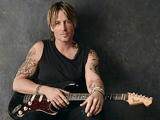 PHOTOS: Keith Urban Shares Pics from His Life and Career Exclusively with PEOPLE