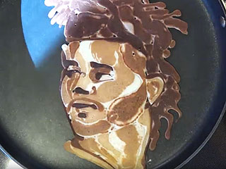 VIDEO: See The Weeknd, Taylor Swift, Nicki Minaj and More Grammy Nominees Reimagined as Pancakes