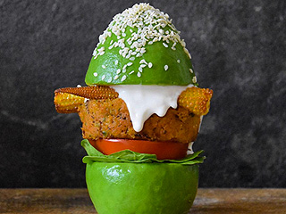 Avocado Burger Buns Are the Best Things Since Sliced Bread