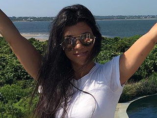 Inside Kourtney Kardashian's $50 Million Nantucket Vacation Home