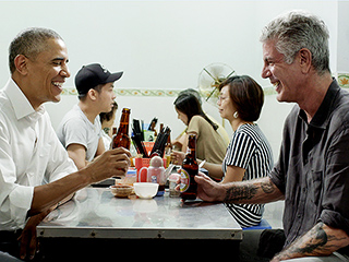 The 10 Best Quotes from President Obama's Dinner Conversation with Anthony Bourdain