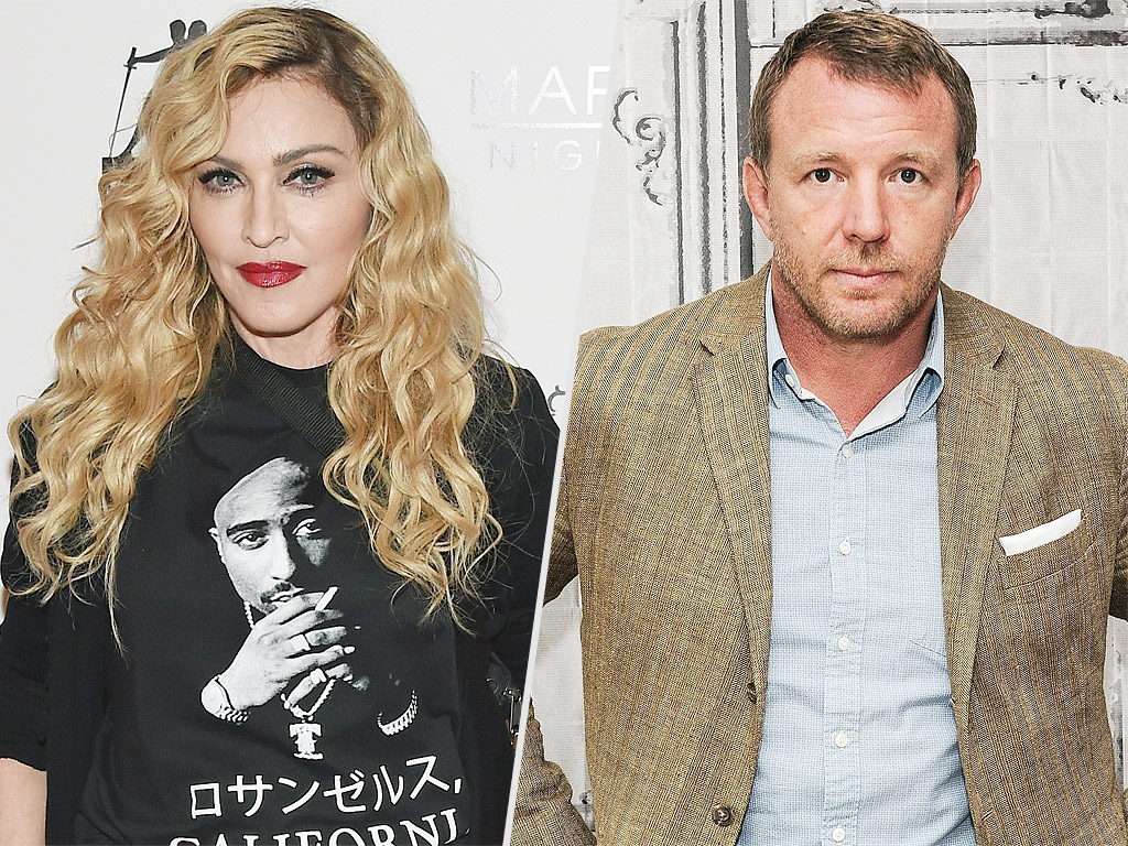 Madonna Guy Ritchie Custody Battle: Rocco 'Should Have Been Home Already'