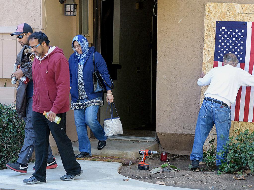 FBI Raids Home Of San Bernardino Shooter's Brother
