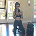 Kourtney Kardashian Shows Off Her Rock-Hard Abs, Reveals Her New Year's Resolution is 'To Allow Myself to Feel My Emotions'