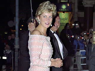 Stunning New Princess Diana Gown Exhibit Opens at Kensington Palace