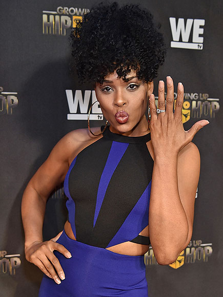 Real Housewives of Atlanta: Demetria McKinney Is Engaged