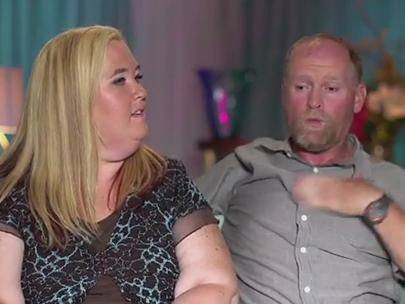 Mama June Dishes Talks Sugar Bear Cheating On Marriage