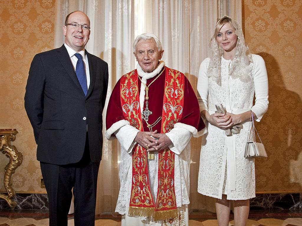 Princess Charlene of Monaco and the Privilege of the White